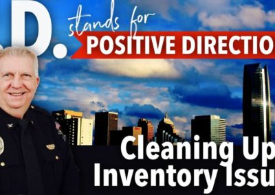 Cleaning up inventory issues